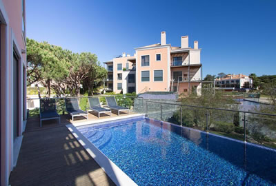 Vale do Lobo Apartments on course 4*